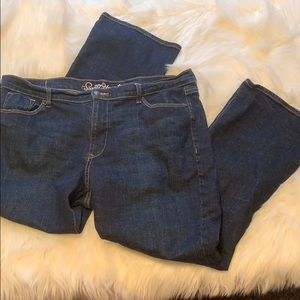 EUC Size 16 Plus Size Old Navy Sweetheart Jeans